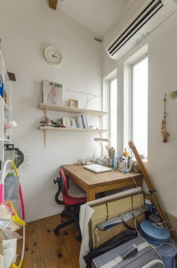 子供室の一部。