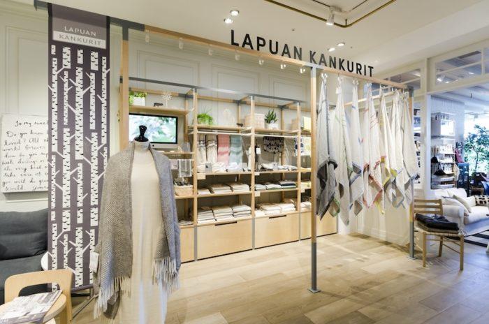 自然界からインスピレーションを得た美しい色合いと伝統的なモチーフを描く「ラプアン カンクリ」のテキスタイルは、日本の暮らしにもすんなりとなじむ。