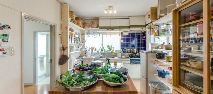 アットホームな料理教室食と暮らしをナチュラルに楽しむ