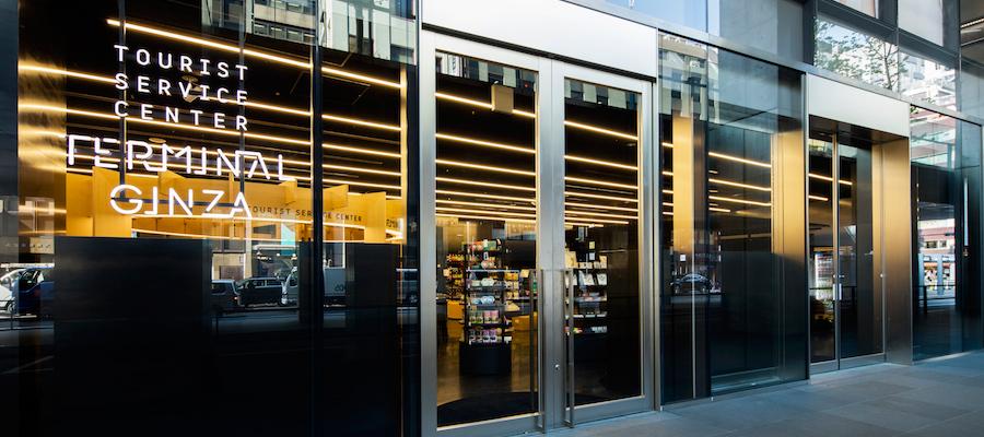 新しいコンビニ-2-観光客から人気を集める「ローソン GINZA SIX店」
