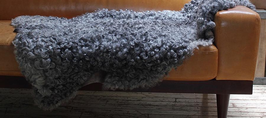 ファー&ウールで冬支度−1−お洒落で手触りのいいふわふわ、もこもこ