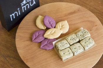焼き菓子やシフォンケーキを個人注文のみ受け付けているという奥さま。白砂糖はなるべく使わず、身体にやさしいお菓子を意識しているそう。