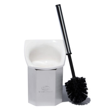 ille Toilet brush holder set W120 D130 H200mm ¥8,800 GENERAL VIEW