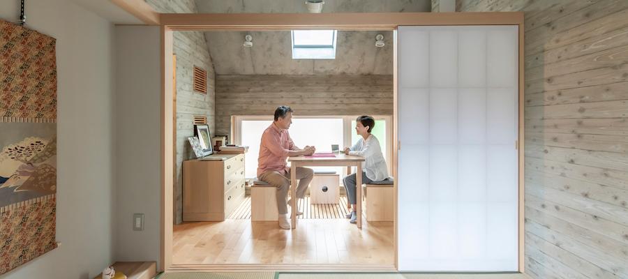 ちょっと未来の家オフグリッドハウスで快適に暮らす
