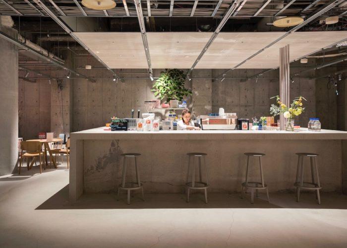 HAY Cafe TOKYO by Frederik Bille Brahe
