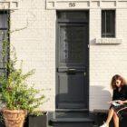パリ在住アートディレクターの家コンパクト&スタイリッシュをリノベーションで実現
