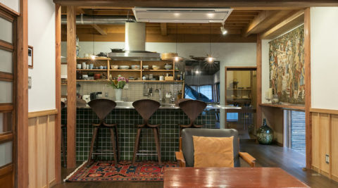 NYからリノベーションを依頼北鎌倉の自宅に戻り久しぶりの日本文化を堪能