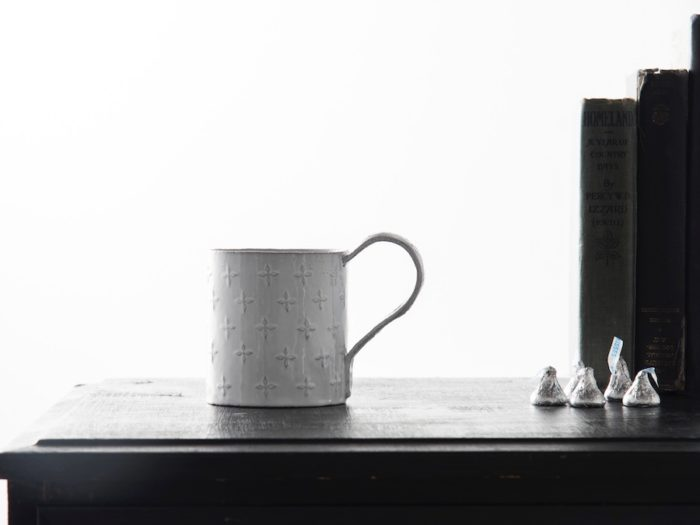 チュイルリー マグカップ  ¥17,200 φ89 H109mm ASTIER de VILLATTE (H.P.DECO)