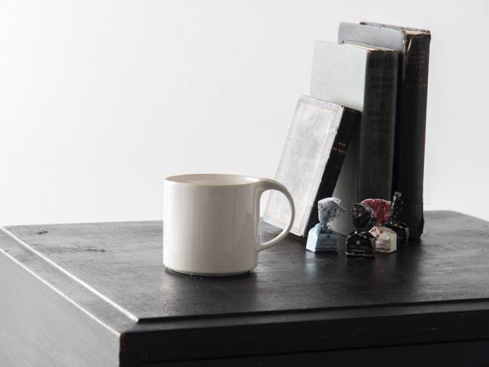 モデラート マグカップ φ80 H80mm ¥1,600 セラミックジャパン