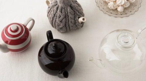 あたたかな飲み物でほっと一息紅茶の時間を豊かにする素敵なティーポット