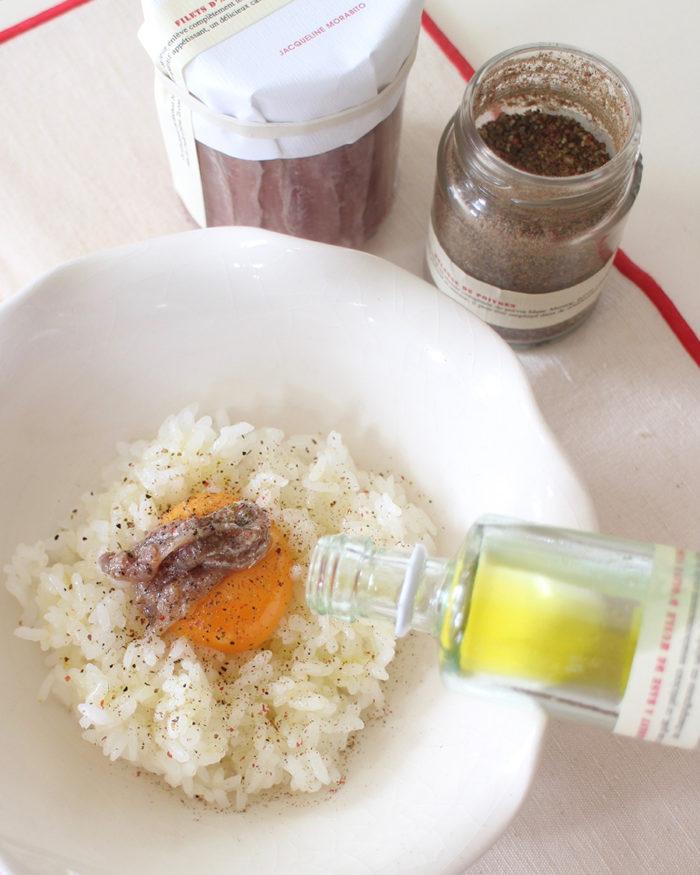 ラプティスタイル 贅沢卵かけご飯