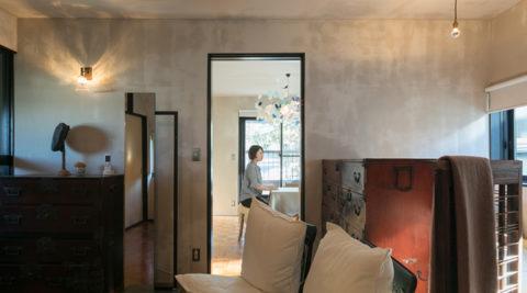 使われてない家をリノベで再生祖母の家をリノベーション1階はブックカフェに