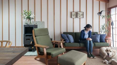 リノベ感覚の家を新築で経年変化が楽しめる自然素材で自分の家をゆっくり育てる