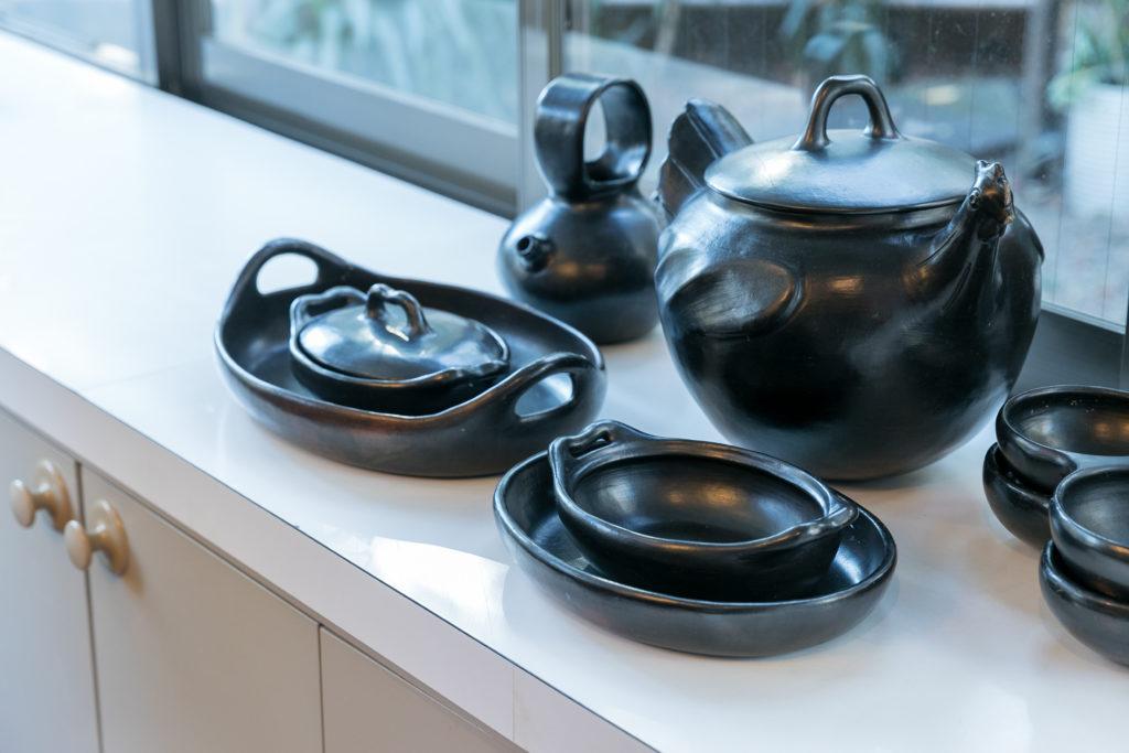 コロンビア料理を盛り付ける伝統的な食器。