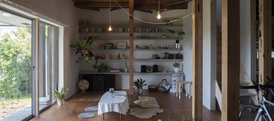 築約30年の家をリノベーション 好きな時代のテイストで まとめられた室内空間