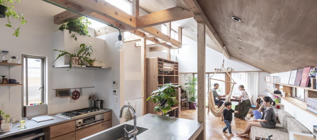 築11年の建売りをリノベーション 暗くて住みづらい家から 住みやすく愛すべき家に