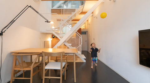人気の家、ランキング狭い土地で快適に暮らす 都市型狭小住宅のスタイル