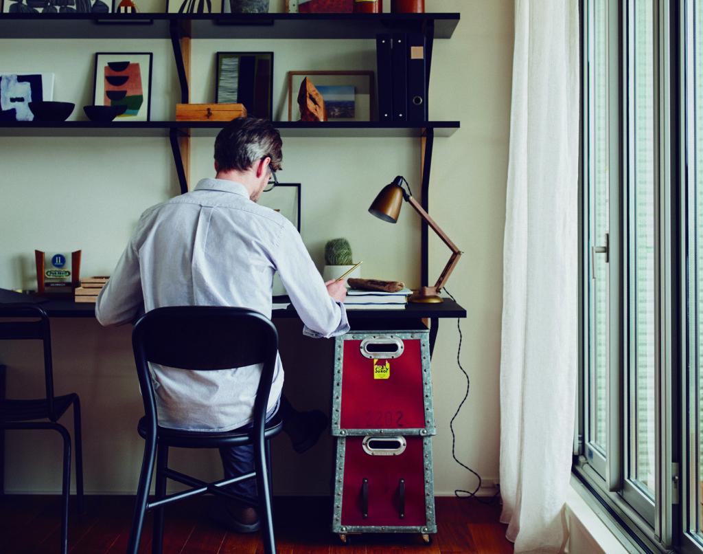 自宅で仕事をする空間はこれからの住まいに欠かせないものになる。