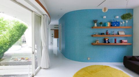人気の家、ランキング 実験的な試みが満載!   建築家の自邸