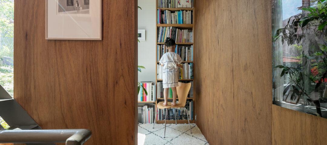 都市に心地よく住まう建築家の選択 家の中と外に、 たくさんの居場所を作る
