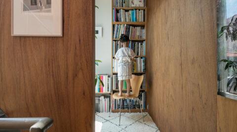 都市に住まう建築家の選択 家の中と外に、たくさんの居場所を作る
