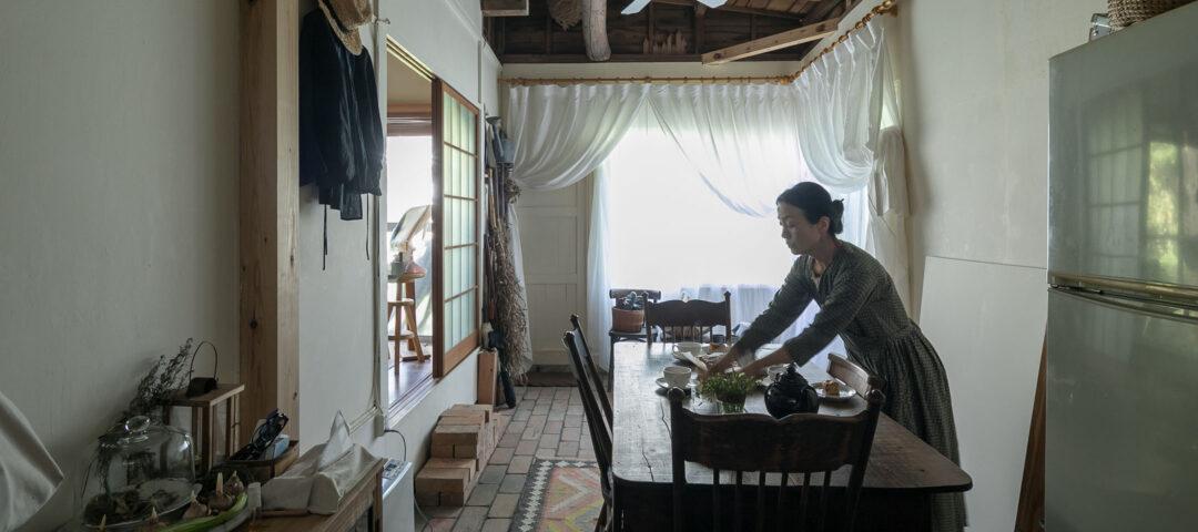 108段の先に建つ家 鎌倉の古民家で手仕事を楽しむ