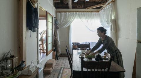 108段の先に建つ家鎌倉の古民家で手仕事を楽しむ